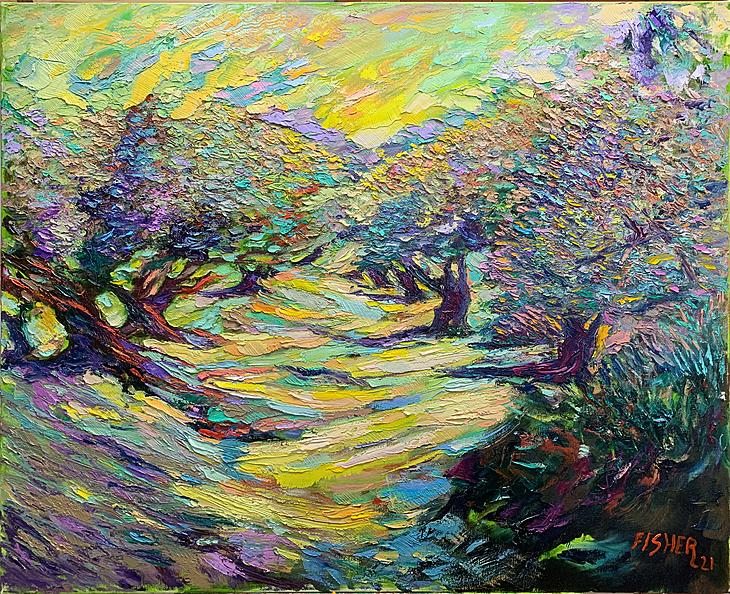 Olive trees 3