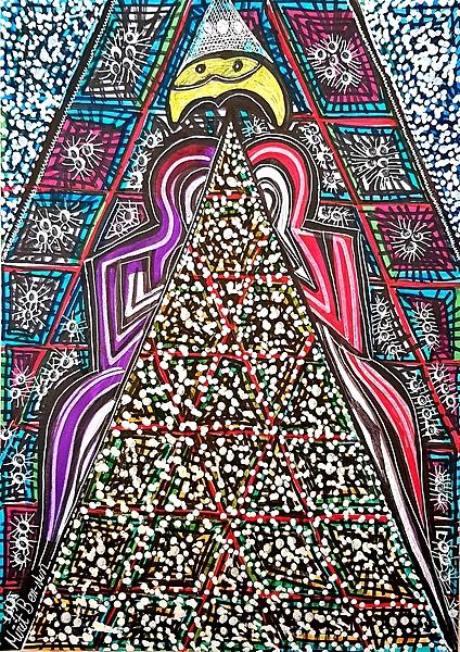 Artists from Israel art studio tours for groups Mirit Ben-Nun