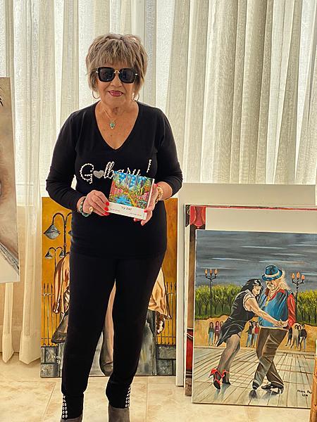 frida piro with smadar sharett book cover raphael perez artist