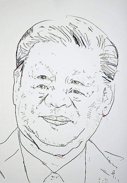 Xi Jinping, Studie