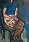 "20210203_184803""Sitting woman"""
