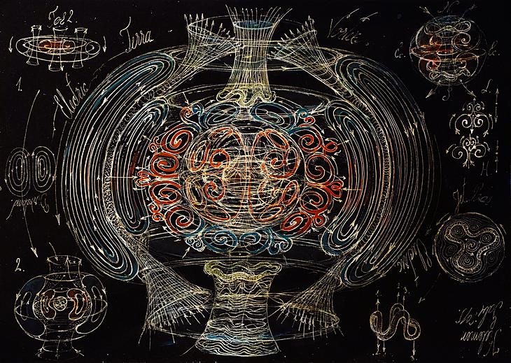 Earth vortex archetype