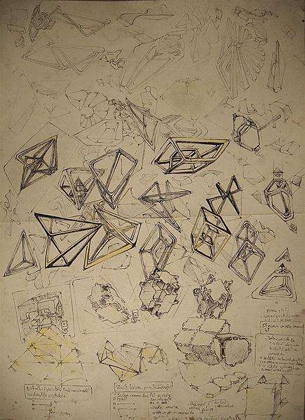 pyramid archetype