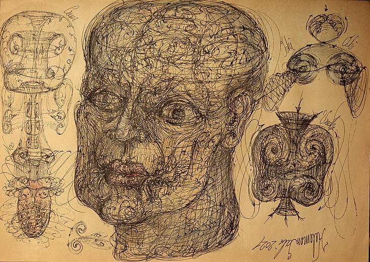 Head vortex S