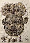 Human brain interference