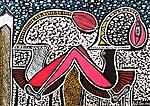 Artist from Israel Mirit Ben-Nun drawings and paintings