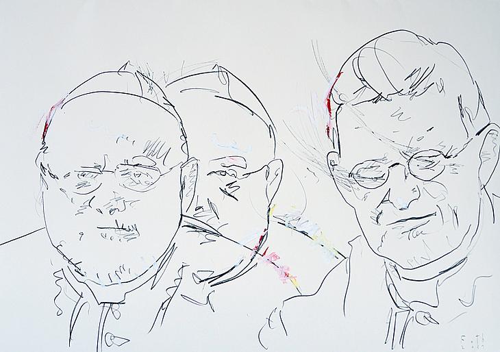 Marx und Woelki I