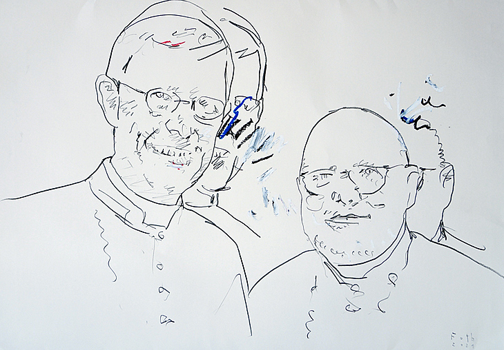 Marx und Woelki II