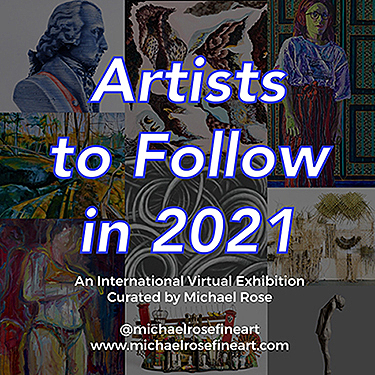 Artists to Follow Virtual Show