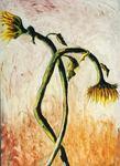 flower realism paintings
