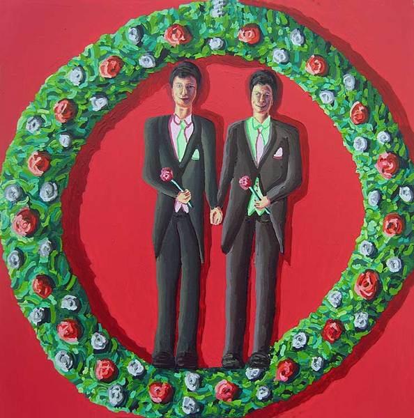 gay marriage - homosexual wedding