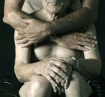 gay older couple relationship queer art