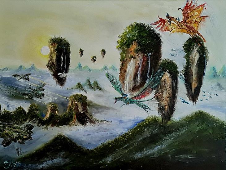 Invasion of Paradise (El Pueblo Unido)
