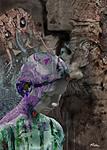 A Dialogue of Self and Spirit - Ridha H