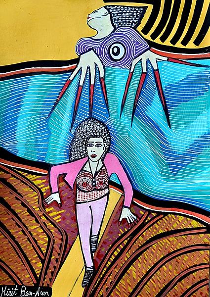 Best art from Israel by Mirit Ben-Nun