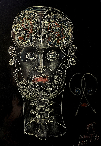 Face brain
