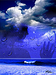 On a rainy day -  Ridha H