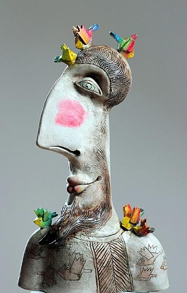 Saint Francis-ceramic-johanson-alex