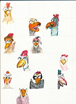 Hühnergalerie II