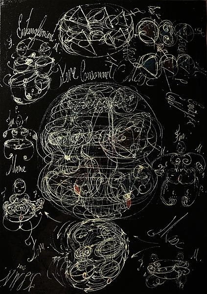 Human entanglement 3
