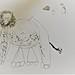 Löwe mit Elefantenfüßen_Tom_9 Jahre