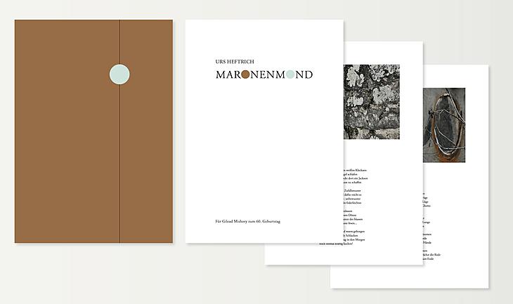 Maronenmond