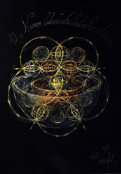 Human YRB hexagon