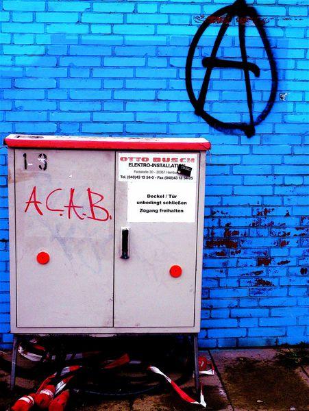 My Private Alphaville © - A.C.A.B.