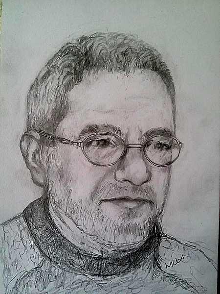 Portrait des Schuhmachers/Szegediner Pantoffeln