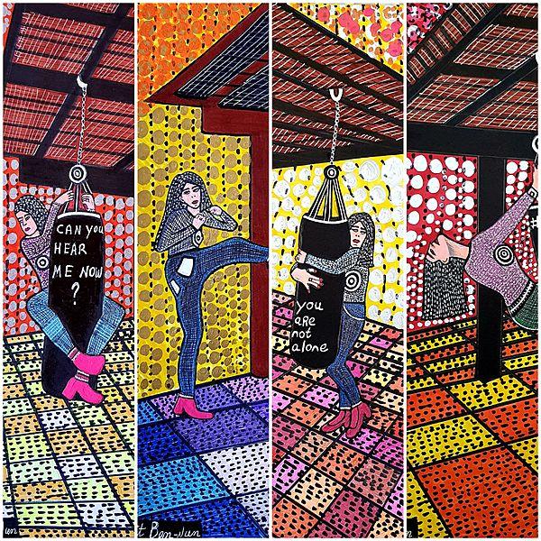 New art from Israel Mirit Ben-Nun