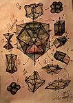 Cuboctahedron wave
