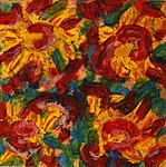 52-538,306 Flower Power,29x29cm,20