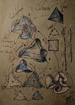 tetrahedron  helix