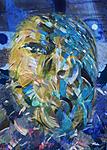 Portrait of a departing friend - Digital Artwork - Ridha H