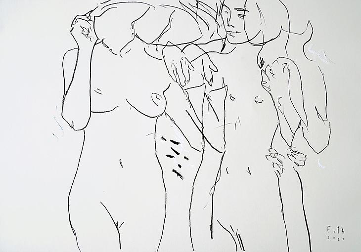 Nacktpaar I