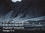POSITIONS Berlin, 09.-12.09.2021, Galerie Thomas Fuchs