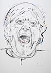 Merkel schreit