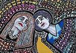 Israel inspiring women. Mirit Ben-Nun modern art