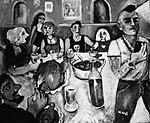 Familientreffen(in schwarz-weiss manip.)