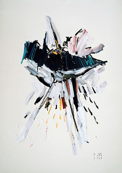 Wingst, Felder, Oktober IV