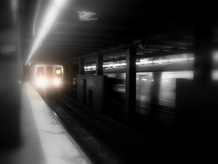 F train