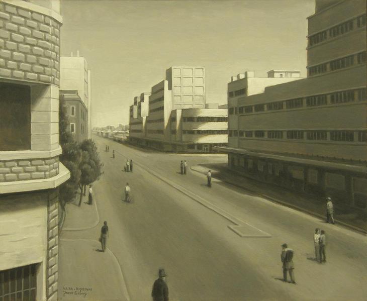 old Haifa