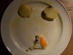 potatoes and egg