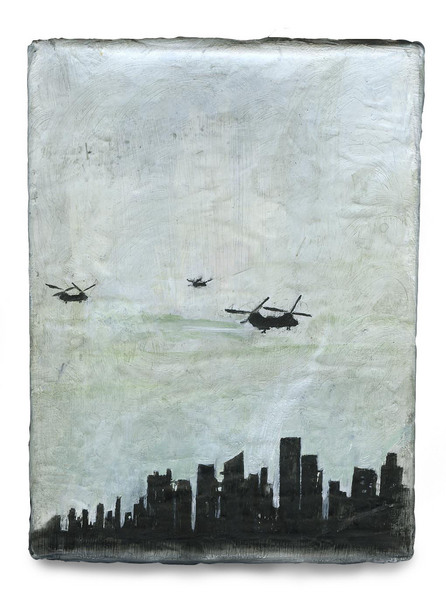 Untitled (Helicopter)