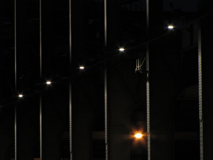 IMG_4486 - Industrial Structures - Details At Night