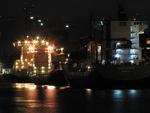 IMG_4495 - Fish & Ships - Lightshow At The Docks