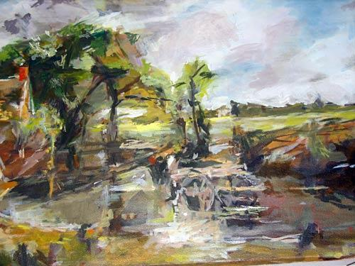a tribute  to  John Constable