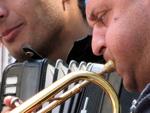 IMG_4602 - Streetfightin` Men - Accordion & Trumpet, With Joy