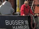 IMG_4928 - Men At Work - On Tug Boat Bugsier 18