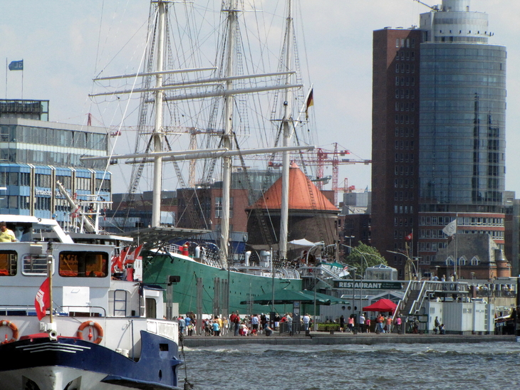 IMG_5016 - Fish & Ships - Rickmer Rickmers
